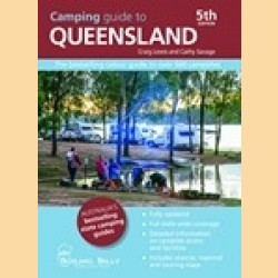 "Campingführer Australien Ostküste (Queensland) ""Camping Guide to Queensland"""