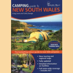 "Campingführer Australien Ostküste (New South Wales) ""Camping Guide to New South Wales"""