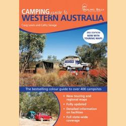 """Campingführer Australien Westküste (Western Australia) """"Camping Guide to Western Australia"""""""