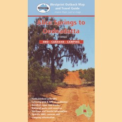Alice Springs to Oodnadatta