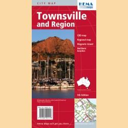"Stadtpläne Towsville & Umgebung ""Townsville & Region"""