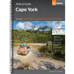 Cape York Atlas & Guide A4