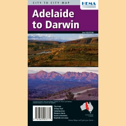 Adelaide to Darwin