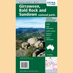 Girraween, Bald Rock & Sundown National Park