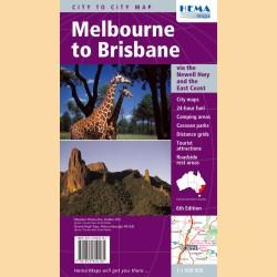 Melbourne to Brisbane