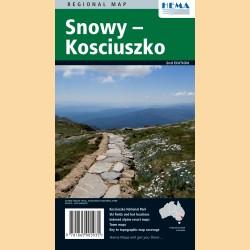 "Snowy Mountains & Kosciuszko Nationalpark ""Snowy - Kosciuszko"""