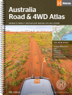 Australia Road  & 4WD Atlas Large B4