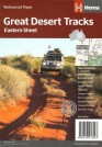 "Outback Landkarte ""Great Desert Tracks Blatt East"""