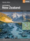 "Straßenatlas Neuseeland ""New Zealand Handy Atlas"""