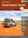 """Outback Atlas """"Great Desert Tracks Atlas & Guide"""""""