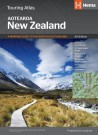 "Touring-Atlas Neuseeland ""New Zealand Touring Atlas"""