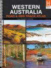 Western Australia Road & 4WD Track Atlas A4-Format