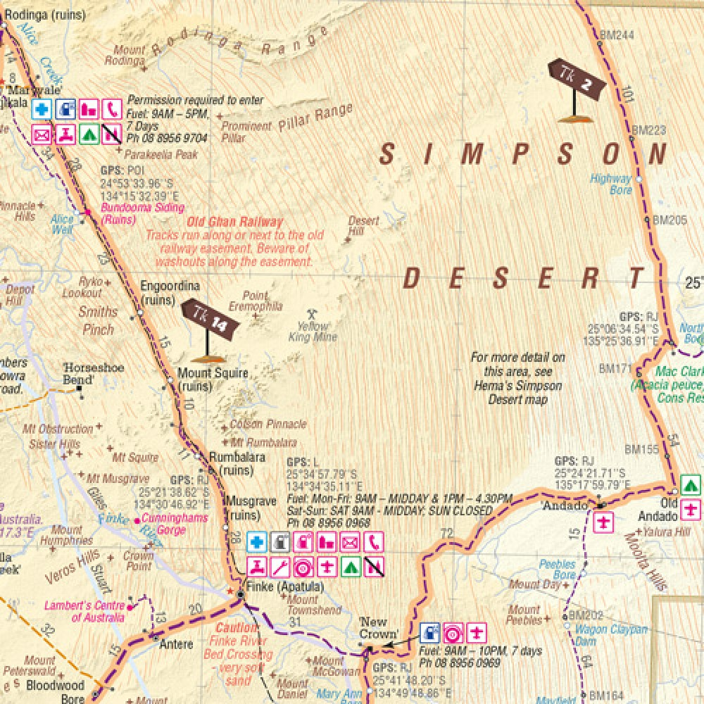 Hema Maps - Empowering off-road, 4WD, touring & camping ...